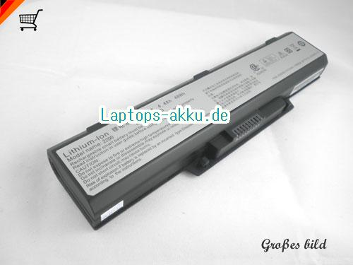 PHILIPS  8735 SCUD Akku 4400mAh 11.1V Black Li-ion