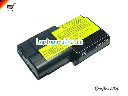 IBM 02K6626 Akku 4400mAh 10.8V Black Li-ion