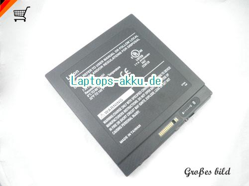 XPLORE iX104RD tablet PC Battery 5700mAh 7.4V Black Li-ion