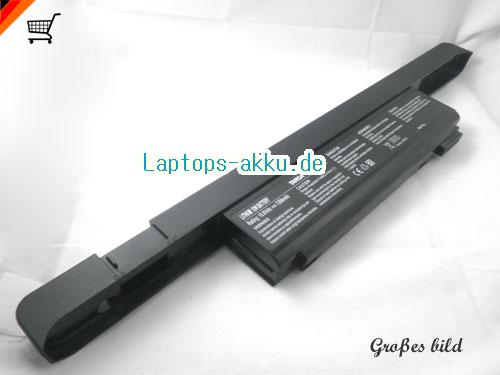 Laptop akkus für TARGA TARGA Traveller 1720 ML42 Laptop ...