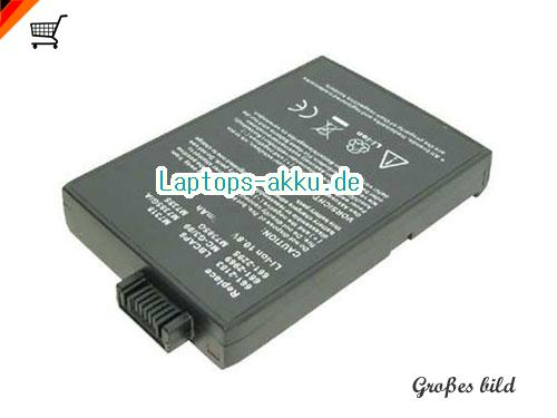 APPLE 076-0719 Akku 6600mAh 10.8V Black Li-ion