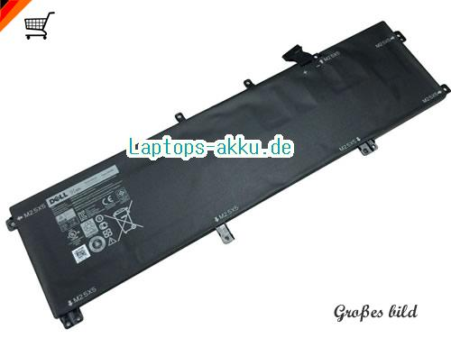 DELL 07D1WJ Akku 91Wh 11.1V Black Li-ion