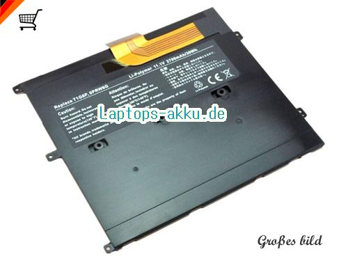 DELL 0449T Akku 30Wh 11.1V Black Li-ion