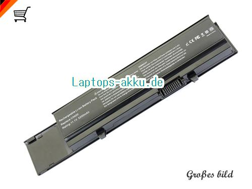 DELL 04D3C Akku 5200mAh 11.1V Black Li-ion